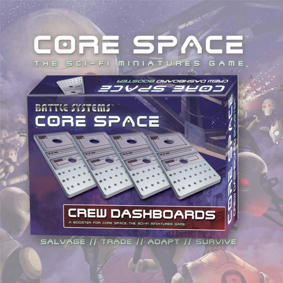 Core Space Dashboards Booster