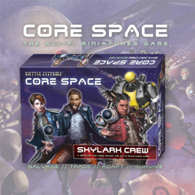 Load image into Gallery viewer, Core Space Crew Booster: Skylark