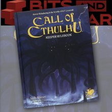 Load image into Gallery viewer, Call of Cthulhu Keepers Handbook