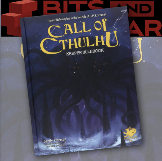 Call of Cthulhu Keepers Handbook