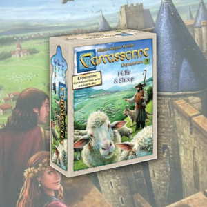 Carcassonne Expansion 9 - Hills & Sheep