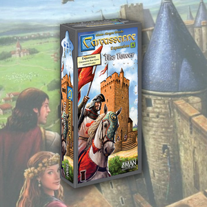 Carcassonne Expansion 4 - The Tower