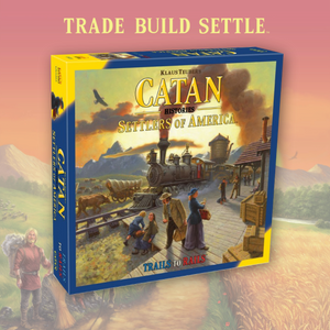 Catan Histories: Settlers of America