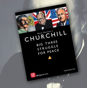 Churchill - Big Three Struggle for Peace
