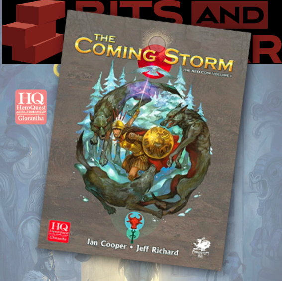 HeroQuest The Coming Storm Volume 1 – The Red Cow Volume 1