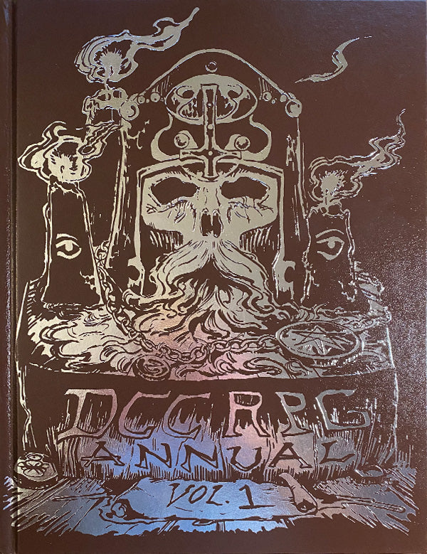 DCC RPG Annual Foil Edition Volume 1
