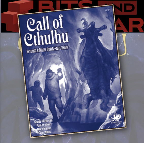 Call of Cthulhu Quick Start Rules