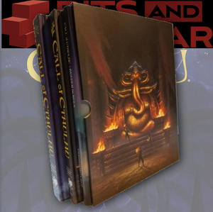 Call of Cthulhu 7th Edition Slipcase