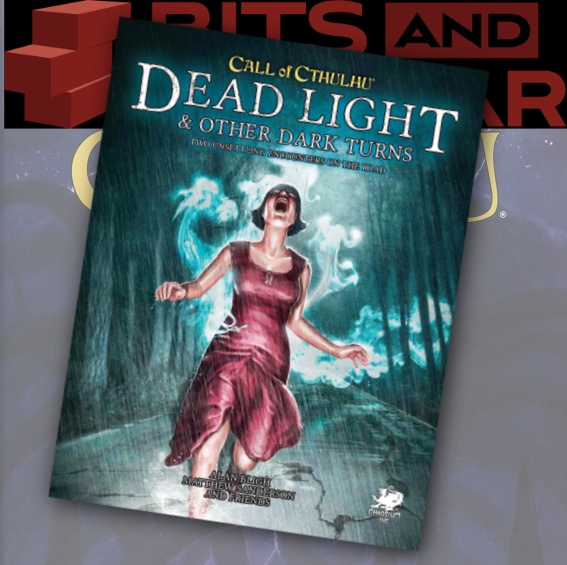 Deadlight and Other Dark Turns (Call of Cthulhu Adventure)