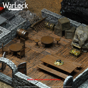 WarLockTM Tiles: Dungeon Dressings