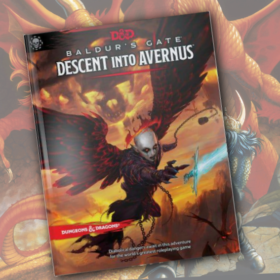 Baldur's Gate: Descent into Avernus (Dungeons and Dragons)