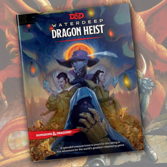 Waterdeep Dragon Heist (Dungeons & Dragons)