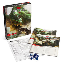 Load image into Gallery viewer, Dungeons & Dragons RPG Starter Set