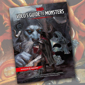 Volo's Guide to Monsters (Dungeons & Dragons)