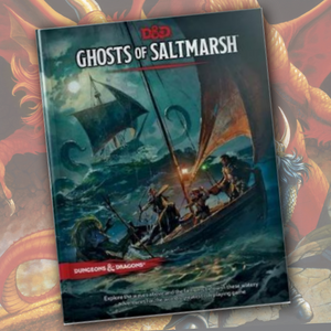 Ghosts of Saltmarsh (Dungeons & Dragons)