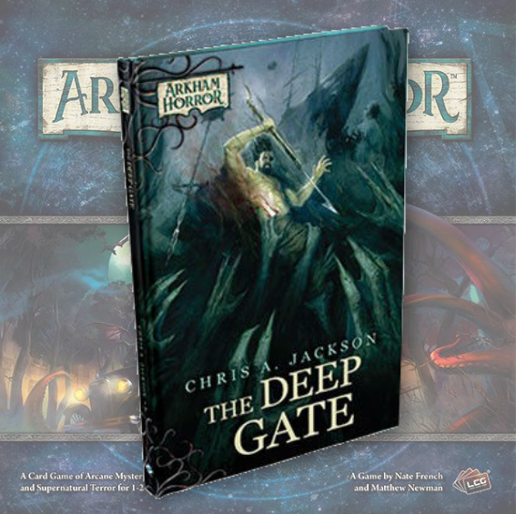 The Deep Gate (Arkham Horror Novella)