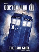 Load image into Gallery viewer, The Doctor Who Card Game 2nd Edition