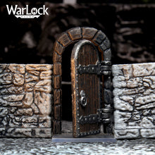 Load image into Gallery viewer, WarLock Tiles: Doors & Archways