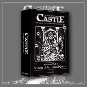 Escape the Dark Castle 2: Scourge of the Undead Queen