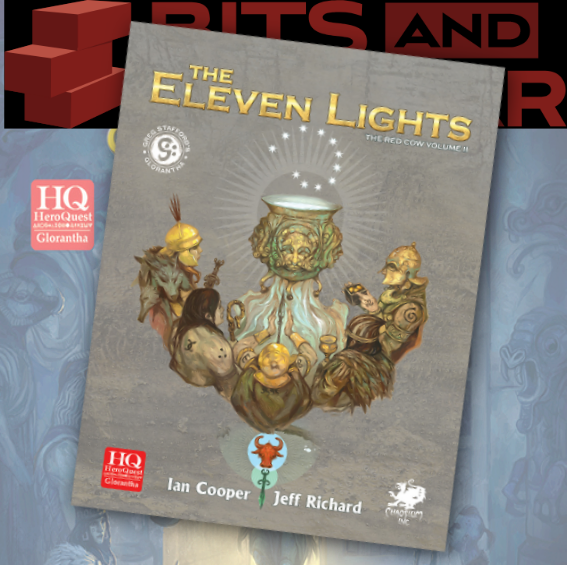 HeroQuest The Eleven Lights – Volume 2 The Cow Volume 2