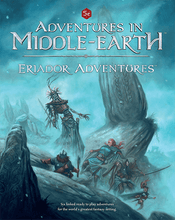 Load image into Gallery viewer, Adventures in Middle Earth  Eriador Adventures