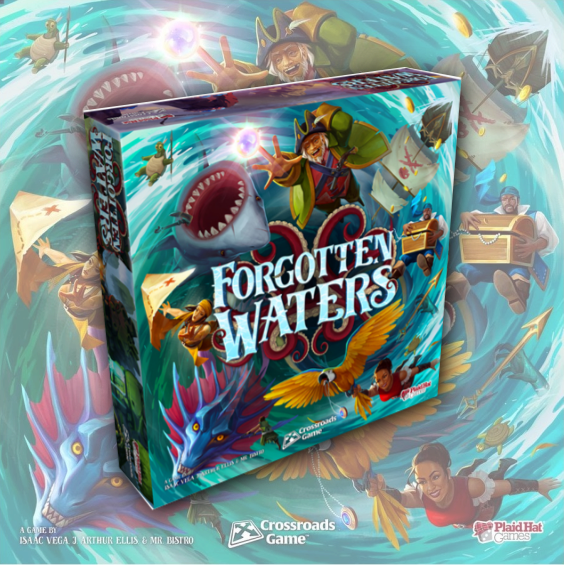 Forgotten Waters (A Crossroads Game)