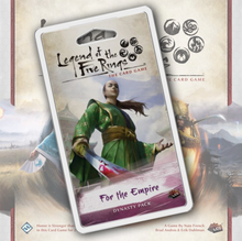 Load image into Gallery viewer, For the Empire (L5R)