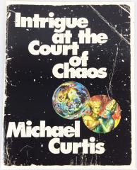 Dungeon Crawl Classics #80 Intrigue at the Court of Chaos - Vintage Cover