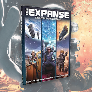 The Expanse RPG Core Book