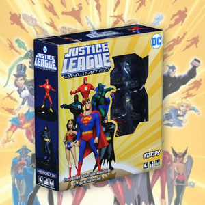 Justice League Unlimited Starter (DC HeroClix)