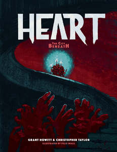 Heart: The City Beneath - RPG Core Book