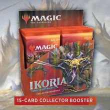 Load image into Gallery viewer, Ikoria: Lair of Behemoths Collector Booster Box