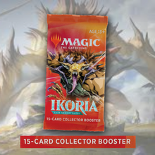 Load image into Gallery viewer, Ikoria: Lair of Behemoths Collector Booster