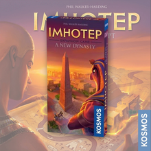Load image into Gallery viewer, Imhotep: A New Dynasty