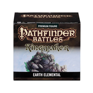 Pathfinder Battles: Kingmaker Case Incentive - Huge Earth Elemental