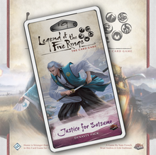 Load image into Gallery viewer, Justice for Satsume (L5R)