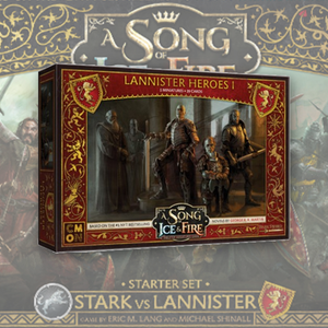 Lannister Heroes Box 1: A Song Of Ice and Fire Exp.