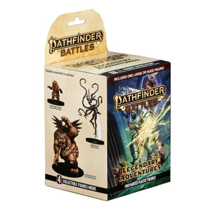 Pathfinder Battles: Legendary Adventures SINGLE Booster
