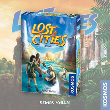 Load image into Gallery viewer, Lost Cities: the Rivals