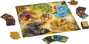 Lost Cities: the Boardgame