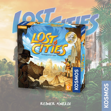 Load image into Gallery viewer, Lost Cities: the Cardgame