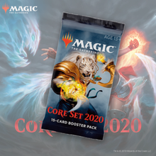 Load image into Gallery viewer, Magic Core Set 2020 booster