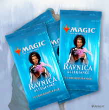 Load image into Gallery viewer, Ravnica Allegiance Booster pack