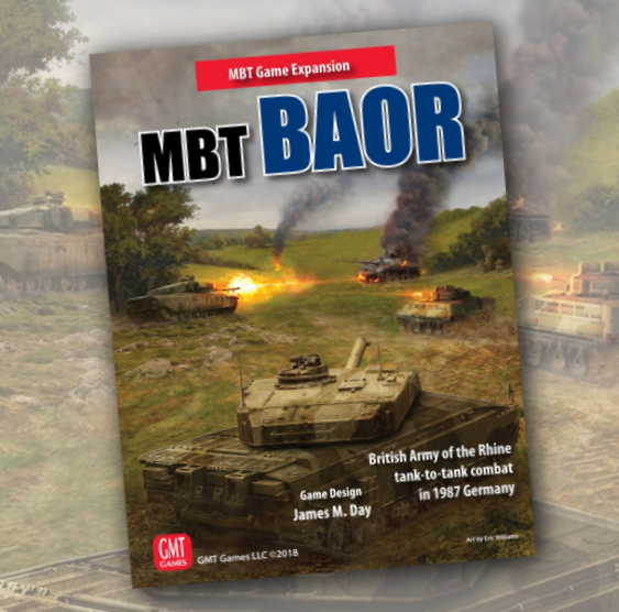 MBT BAOR - Expansion