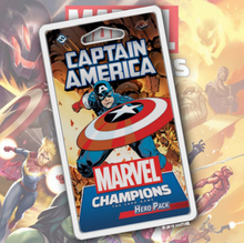 Load image into Gallery viewer, Captain America (Marvel Champions LCG)