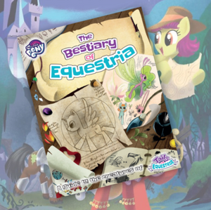 Bestiary of Equestria: Tails of Equestria MLP RPG