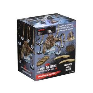 D&D Icons of the Realms: Monster Menagerie 3 Case Incentive - Kraken and Islands
