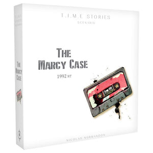 T.I.M.E. Stories - The Marcy Case