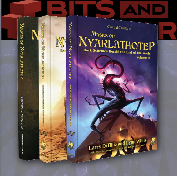 Mask of Nyarlathotep (Call of Cthulhu Campaign)