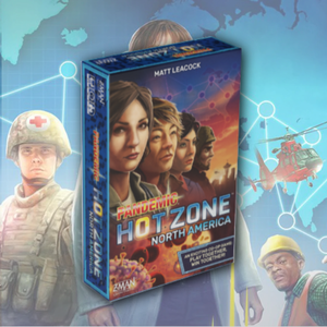 Hot Zone - North America (Pandemic)